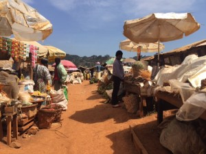 Market Day in Kumbo